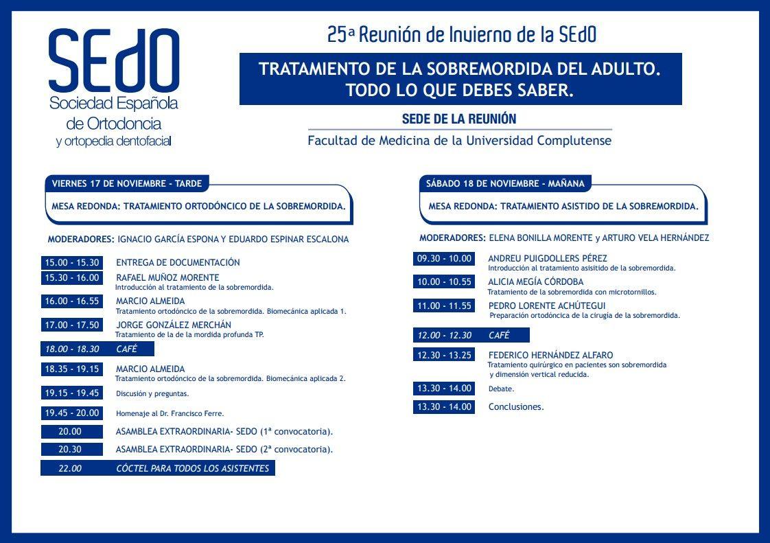 SEDO-Tratamiento de la Sobremordida - Ventosa & Sánchez